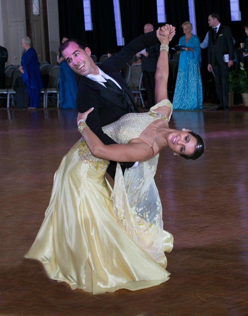 Mathieu Casavant et Mélanie Martin.