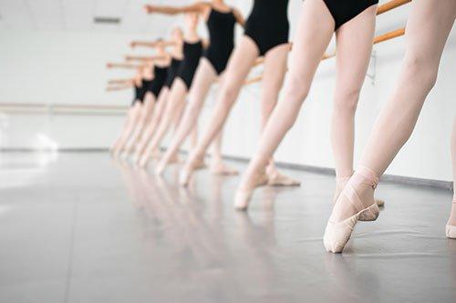 Cours de ballet - Studio 2720