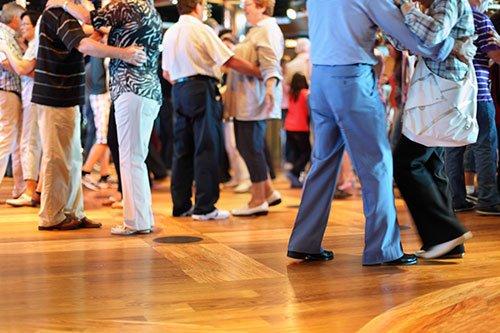 Cours de danses sociales - Studio 2720