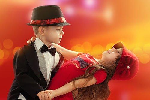 Cours de danse pour enfants - Studio 2720