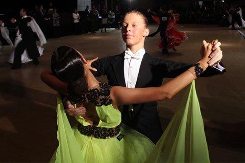Danses sportives (ballroom) - Studio 2720