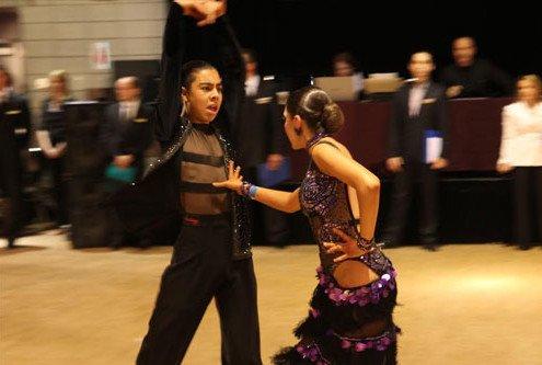 Danses sportives (latin) - Studio 2720